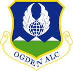 STICKER USAF Ogden Air Logistics Center