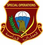 STICKER USAF IRAQ SPECIAL OPERATIONS