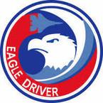 STICKER USAF Eagle Driver