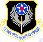 STICKER USAF AIR FORCE SPECIAL OPERATIONS COMMAND