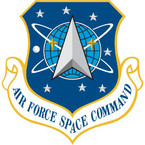STICKER USAF AIR FORCE SPACE COMMAND