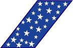 STICKER USAF AIR FORCE SAC MILKY WAY C