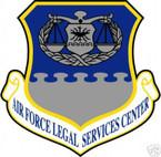 STICKER USAF Air Force Legal Services Center