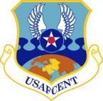 STICKER USAF AIR FORCE CENT