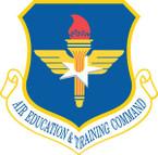 STICKER USAF AIR FORCE AETC