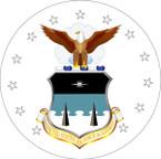 STICKER USAF AIR FORCE ACADEMY