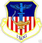 STICKER USAF Air 1st Special Operations Group