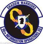 STICKER USAF 92nd Aerospace Medicine Squadron Emblem