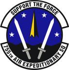 STICKER USAF 755th Air Expeditionary Squadron Emblem