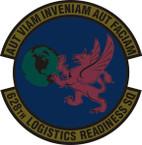 STICKER USAF 628th Logistics Readiness Squadron Emblem