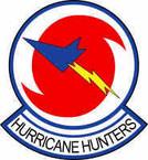 STICKER USAF 53rd Weather Reconnaissance Squadron