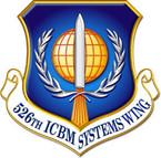 STICKER USAF 526TH ICBM SYSTEMS WING 1