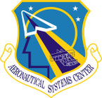 STICKER USAF 516TH AERONAUTICAL SYSTEMS WING