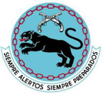 STICKER USAF 4th Security Forces Squadron