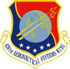 STICKER USAF 478TH AERONAUTICAL SYSTEMS WING