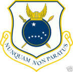 STICKER USAF 440TH AIRLIFT WING
