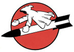 STICKER USAF 417th Weapons Squadron (ACC) Emblem