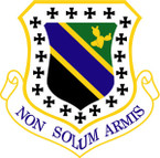 STICKER USAF 3RD WING