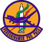STICKER USAF 390 MIMS
