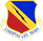 STICKER USAF 388TH FIGHTER WING
