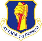 STICKER USAF 35TH FIGHTER WING