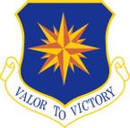 STICKER USAF 34TH TRAINING WING