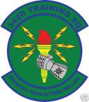 STICKER USAF 342TH TRAINING SQUADRON