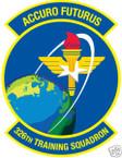 STICKER USAF 326TH TRAINING SQUADRON
