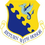 STICKER USAF 31ST FIGHTER WING