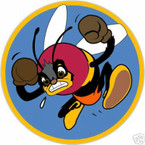 STICKER USAF 307TH FIGHTER SQUADRON DECAL