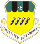 STICKER USAF 2nd Bomb Wing