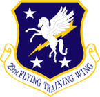 STICKER USAF 29TH FLYING TRAINING WING
