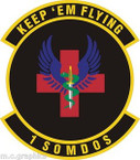 STICKER USAF 1ST SOMDOS