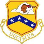 STICKER USAF 189 DUCIMUS