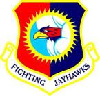 STICKER USAF 184th Intelligence Wing