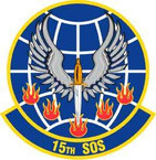 STICKER USAF 15th Special Operations Squadron (AFSOC)