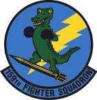 STICKER USAF 159TH FIGHTER SQUADRON