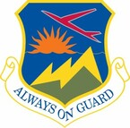 STICKER USAF 142nd Fighter Wing B
