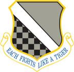 STICKER USAF 140TH WING