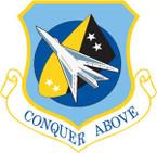 STICKER USAF 122ND FIGHTER WING