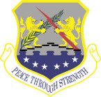 STICKER USAF 100TH AIR REFUELING WING
