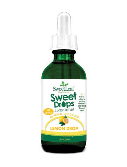 Lemon Stevia