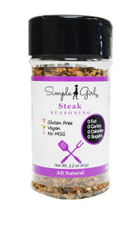 Simple Girl Steak Seasoning - HCG Diet Safe