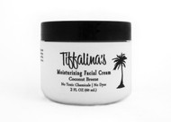 Tiffalina's Moisturizing Face Cream (2 oz) - For Use on Oil-Free Diet Plans