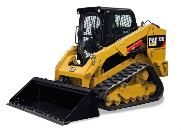 Caterpillar Compact Track Loader