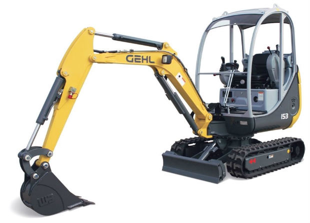 Gehl Mini Excavator