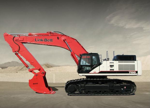 Link-Belt Excavator