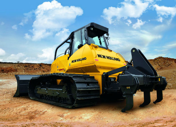 New Holland Dozer