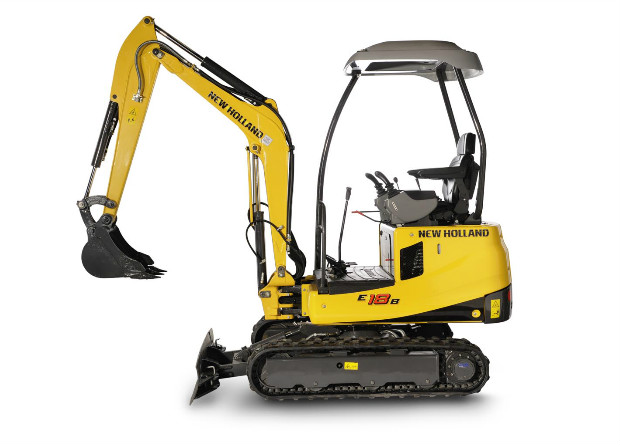 New Holland Mini Excavator
