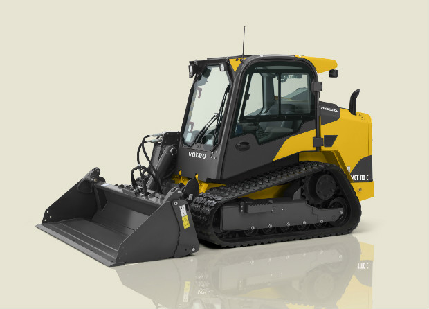 Volvo Compact Track Loader